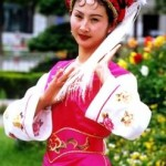 Traje Tradicional de la Etnia Bai