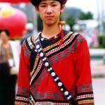 Traje Tradicional de la Etnia Yi