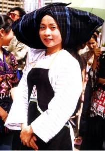 Traje Tradicional de la Etnia BuLang