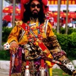 Traje Tradicional de la Etnia BuYi