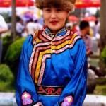 Traje Tradicional de la Etnia ELunChu