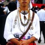 Traje Tradicional de la Etnia GaoSan
