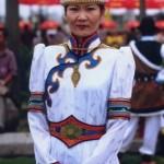 Traje Tradicional de la Etnia EWenKe