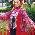 Traje Tradicional de la Etnia HaNi