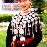 Traje Tradicional de la Etnia JingPo