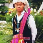 Traje Tradicional de la Etnia LaHu