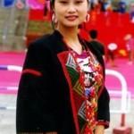 Traje Tradicional de la Etnia Li
