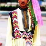 Traje Tradicional de la Etnia TaJiKe
