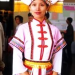 Traje Tradicional de la Etnia Zhuang