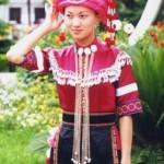 Traje Tradicional de la Etnia AChang