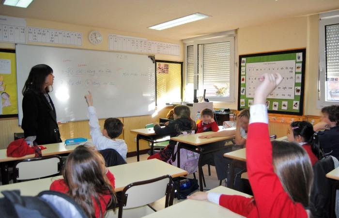 Aprender Chino con Bambu Idiomas Clase de Chino en Colegio Inglés de Madrid