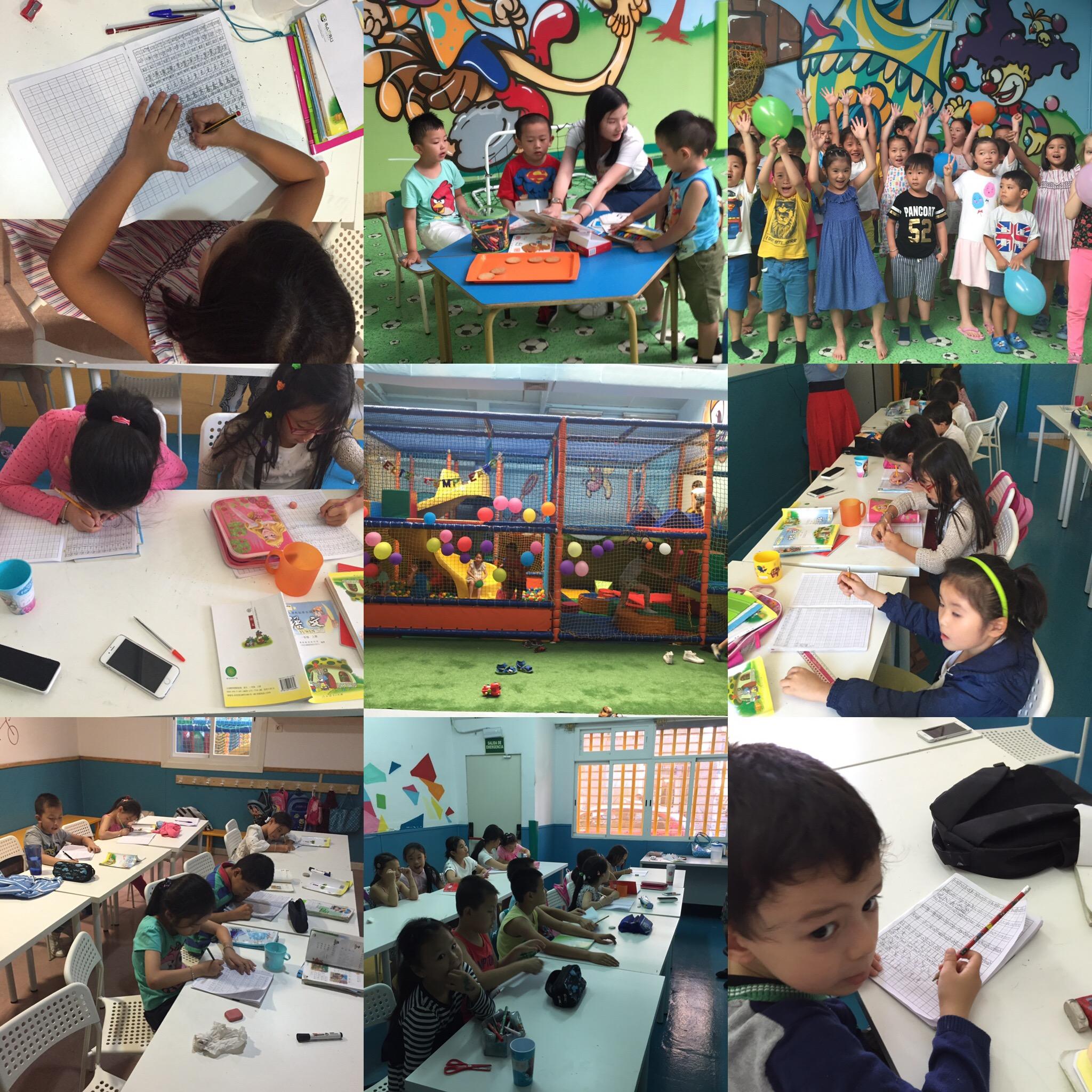 Campamento Ciudad Lineal 2016