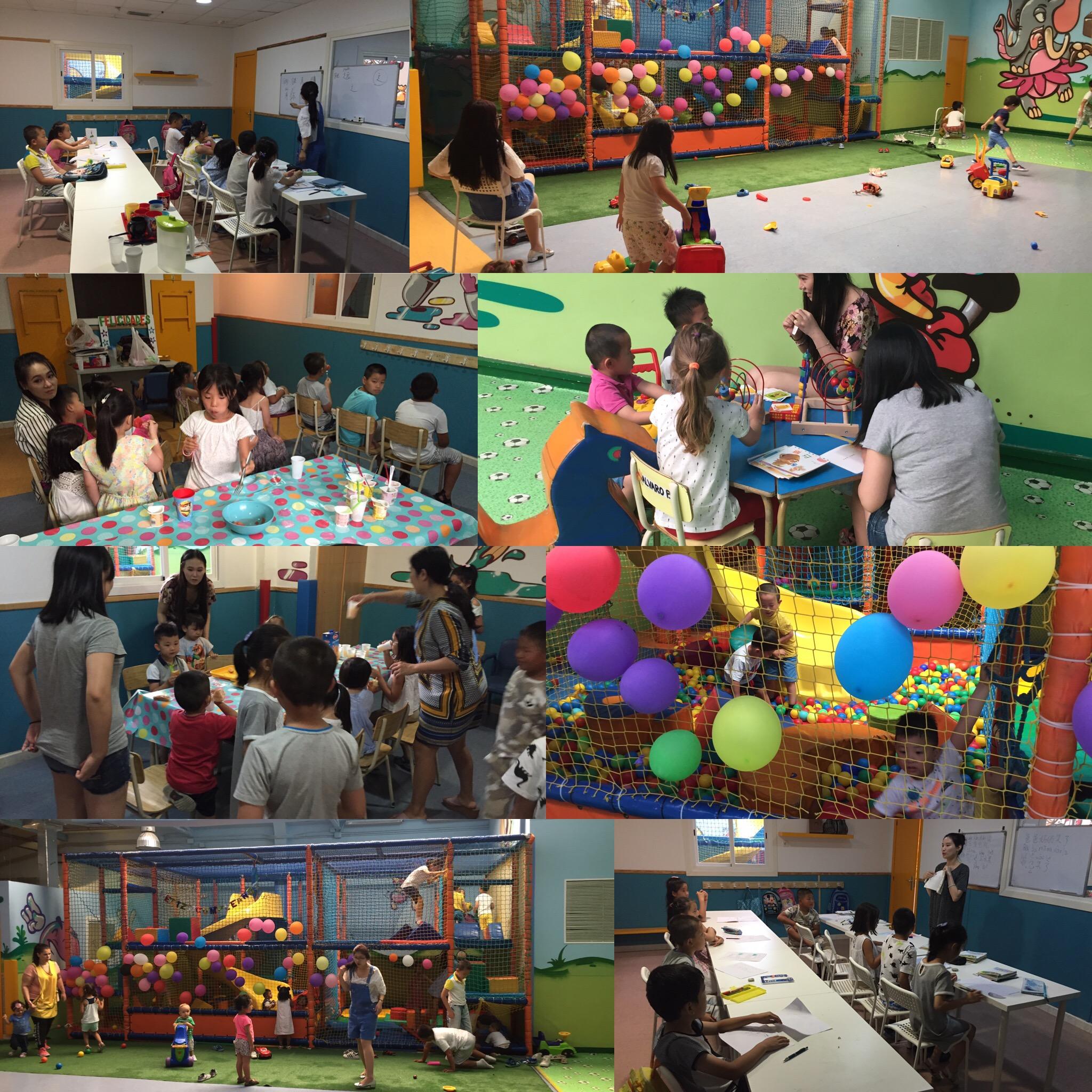 Campamento Verano 2016 Ciudad Lineal