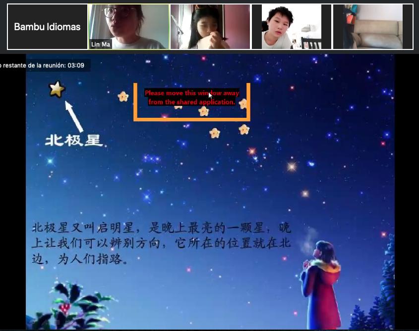 Foto clase chino online 8
